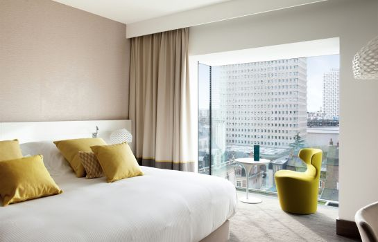 Zimmer Le Saint-Antoine Hotel & SPA Best Western Premier Collection