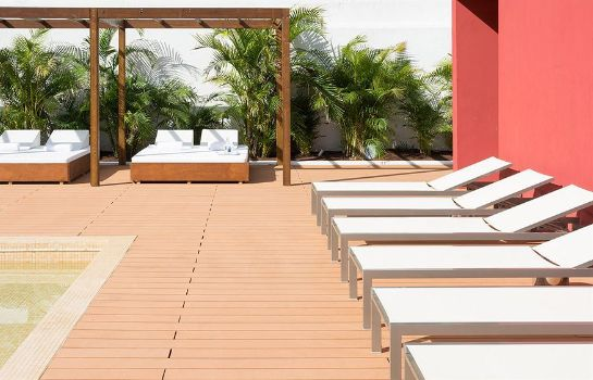 Terrace SENTIDO Gran Canaria Princess - Adults Only