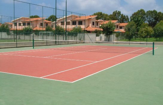 Tennis court TH Porto Ada Village