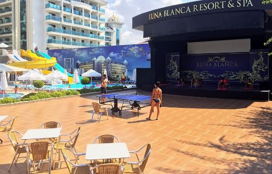 Sportfaciliteiten Luna Blanca Resort & Spa - All Inclusive