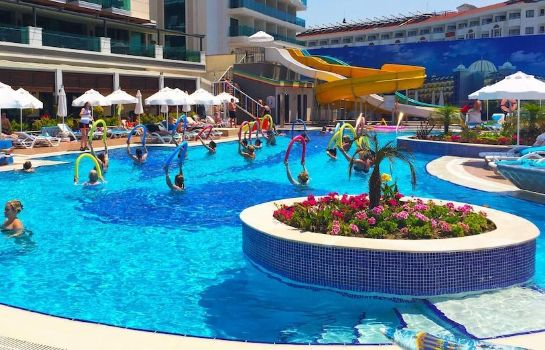 Sporteinrichtungen Luna Blanca Resort & Spa - All Inclusive Luna Blanca Resort & Spa - All Inclusive