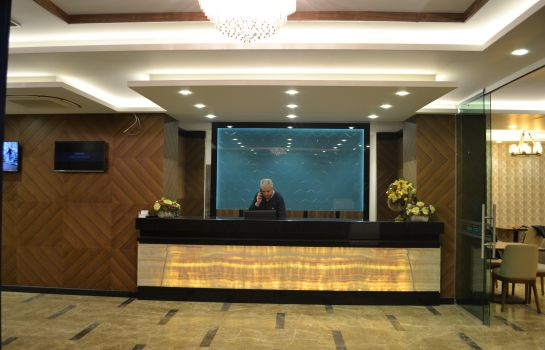 Reception Güler Park Hotel