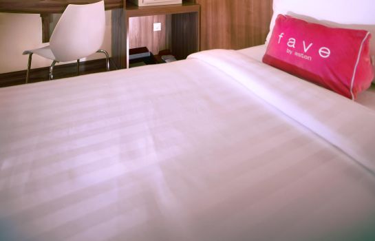 Single room (standard) favehotel LTC Glodok