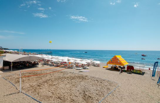 Spiaggia The Lumos Deluxe Resort  & SPA (ultra all inclusive Hotel)