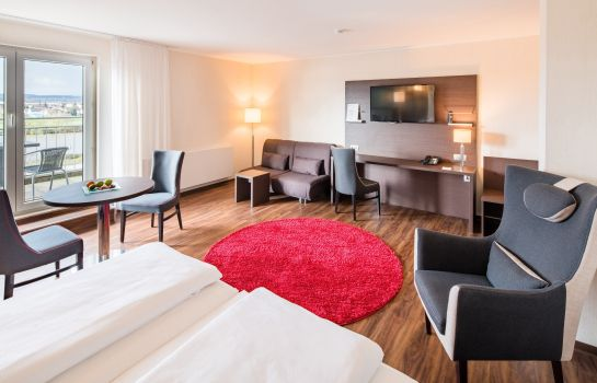 Double room (superior) AMEDIA Boardinghouse Frankfurt-Airport