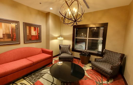 Hotelhalle Holiday Inn Express & Suites PLYMOUTH - ANN ARBOR AREA