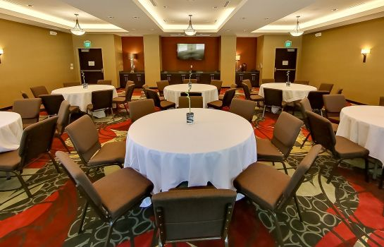 Sala de reuniones Holiday Inn Express & Suites PLYMOUTH - ANN ARBOR AREA