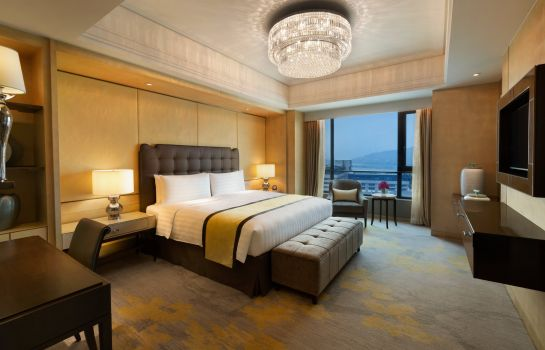 Junior Suite Midtown Shangri-La Hangzhou
