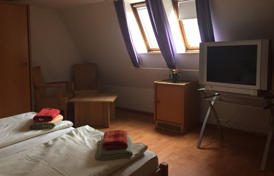 Chambre double (standard) Gästehaus 53° Nord