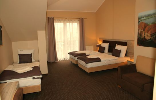 Triple room Piast Hotel