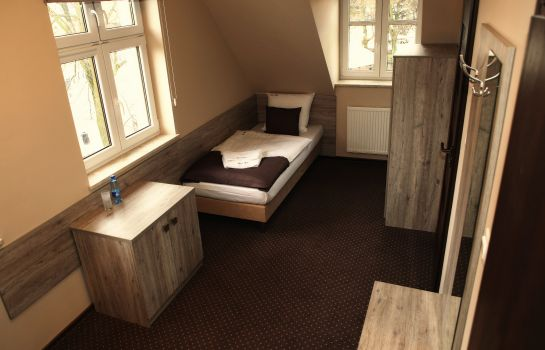 Single room (standard) Piast Hotel