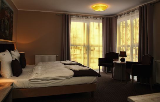 Double room (superior) Piast Hotel