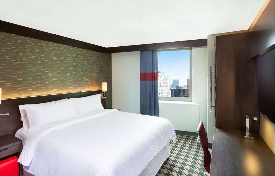 Zimmer Four Points by Sheraton New York Downtown