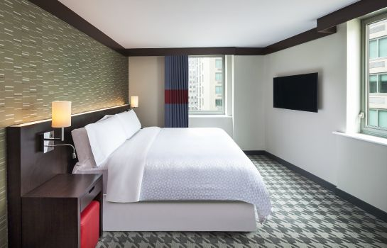 Habitación Four Points by Sheraton New York Downtown