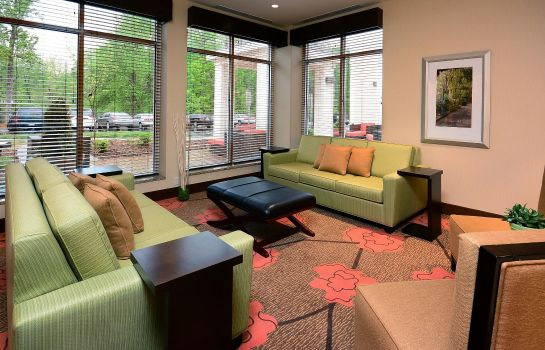 Hall Hilton Garden Inn Greensboro Airport