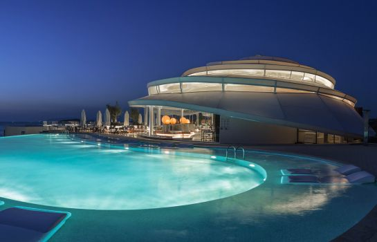 Vista esterna Bodrum Nikki Beach Resort & Spa