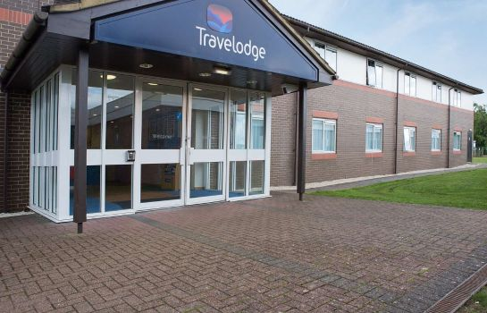 Exterior view TRAVELODGE LEIGH DELAMERE M4 WEST