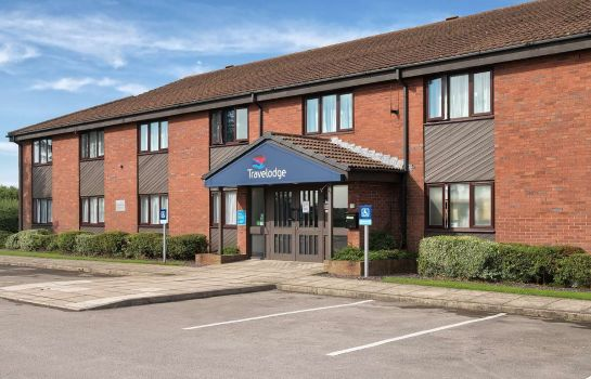 Buitenaanzicht TRAVELODGE GRANTHAM SOUTH WITHAM
