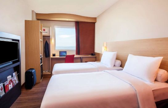 Zimmer ibis Manado City Center Boulevard