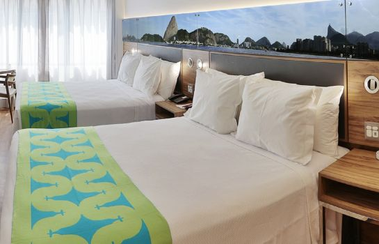 Double room (standard) Arena Leme