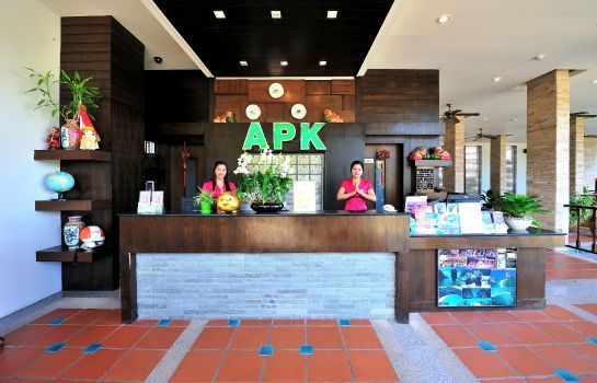 Reception APK Resort