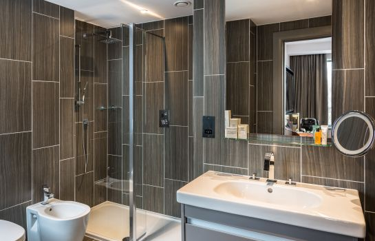 Bagno in camera Courthouse Hotel Shoreditch