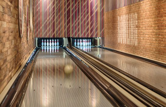 Pista da bowling Courthouse Hotel Shoreditch