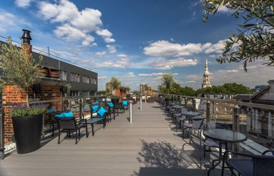 Terraza Courthouse Hotel Shoreditch