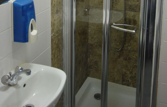 Bagno in camera Barkston Rooms Earl's Court