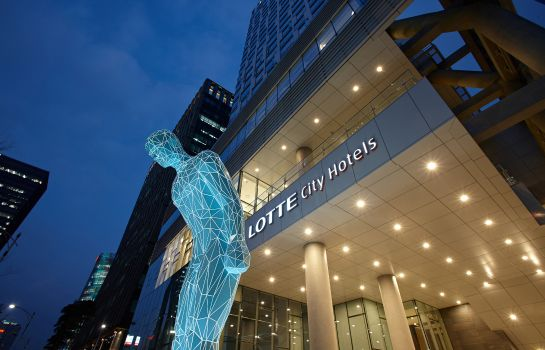 Photo Lotte City Hotel Myeongdong