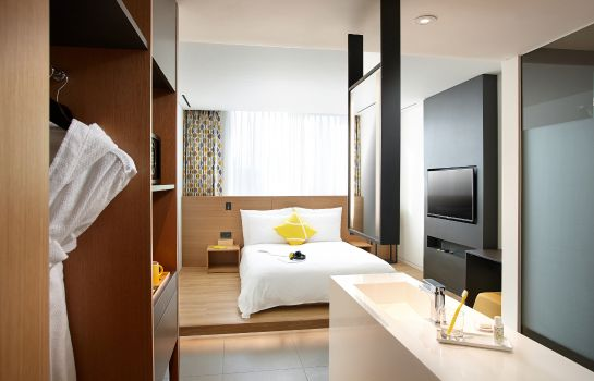 Double room (standard) Lotte Hotel L7 Myeongdong