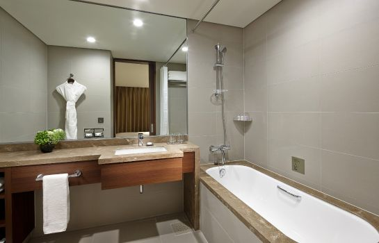 Bathroom Lotte City Hotel Myeongdong