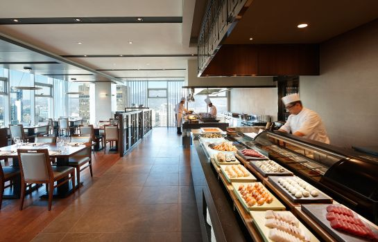 Ontbijtbuffet Lotte City Hotel Myeongdong