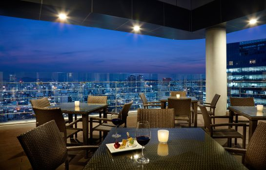 Restaurant Lotte City Hotel Myeongdong