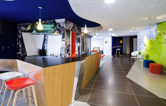 Hotel bar ibis Styles Collioure Port-Vendres
