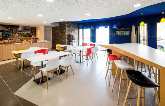 Restauracja ibis Styles Collioure Port-Vendres