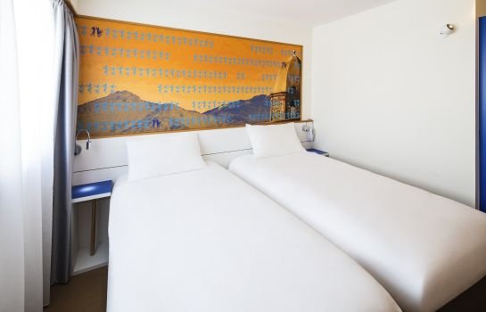 Camera standard ibis Styles Collioure Port-Vendres