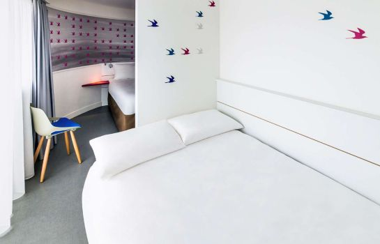 Chambre ibis Styles Collioure Port-Vendres