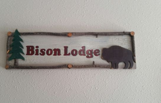 Recepcja Bison Lodge
