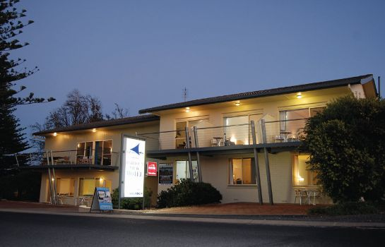 Buitenaanzicht Robe Harbourview Motel Accommodation