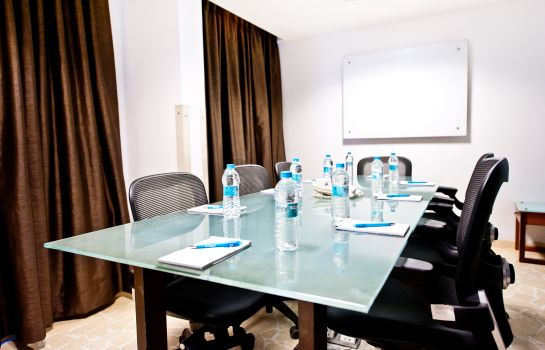 Meeting room iLodge @ Indiranagar