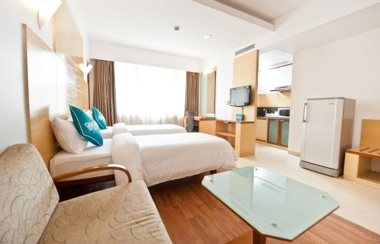 Double room (standard) iLodge @ Indiranagar