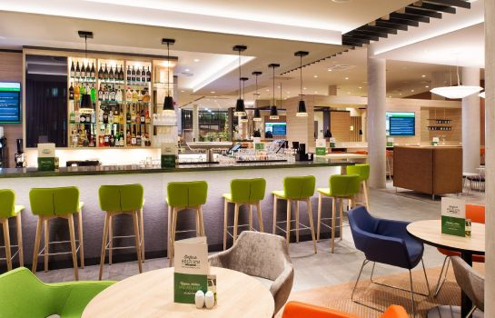 Hotel bar Holiday Inn FRANKFURT AIRPORT