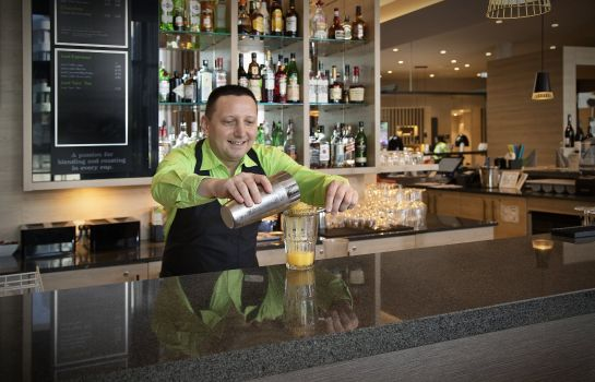 Hotel-Bar Holiday Inn FRANKFURT AIRPORT