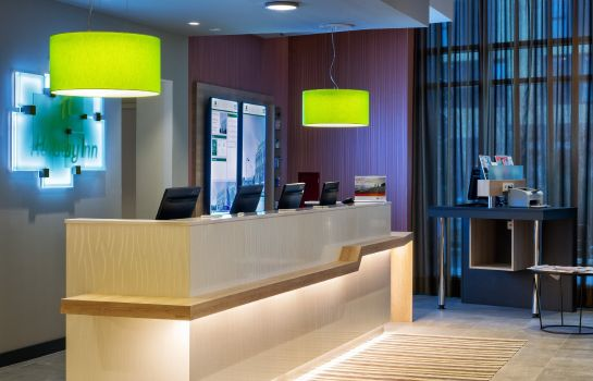 Hotelhalle Holiday Inn FRANKFURT AIRPORT