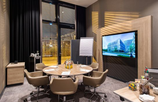 Conference room Holiday Inn FRANKFURT AIRPORT