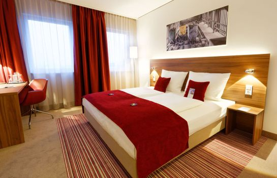 Single room (standard) GHOTEL hotel & living Essen