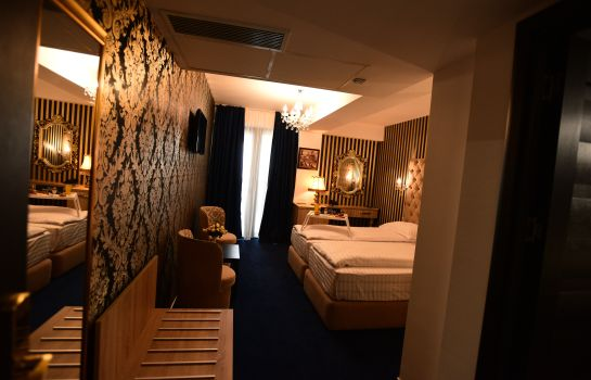 Double room (standard) La Rocca Boutique Hotel