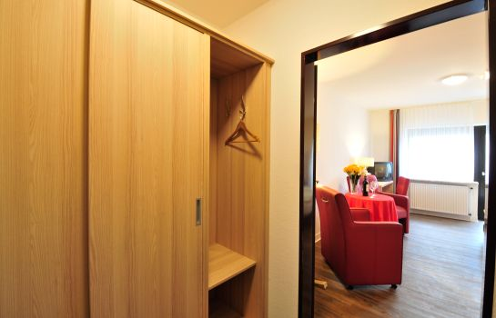 Chambre individuelle (standard) Hotel Sonneninsel