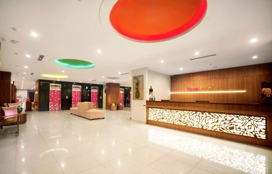 Hall Favehotel Hyper Square